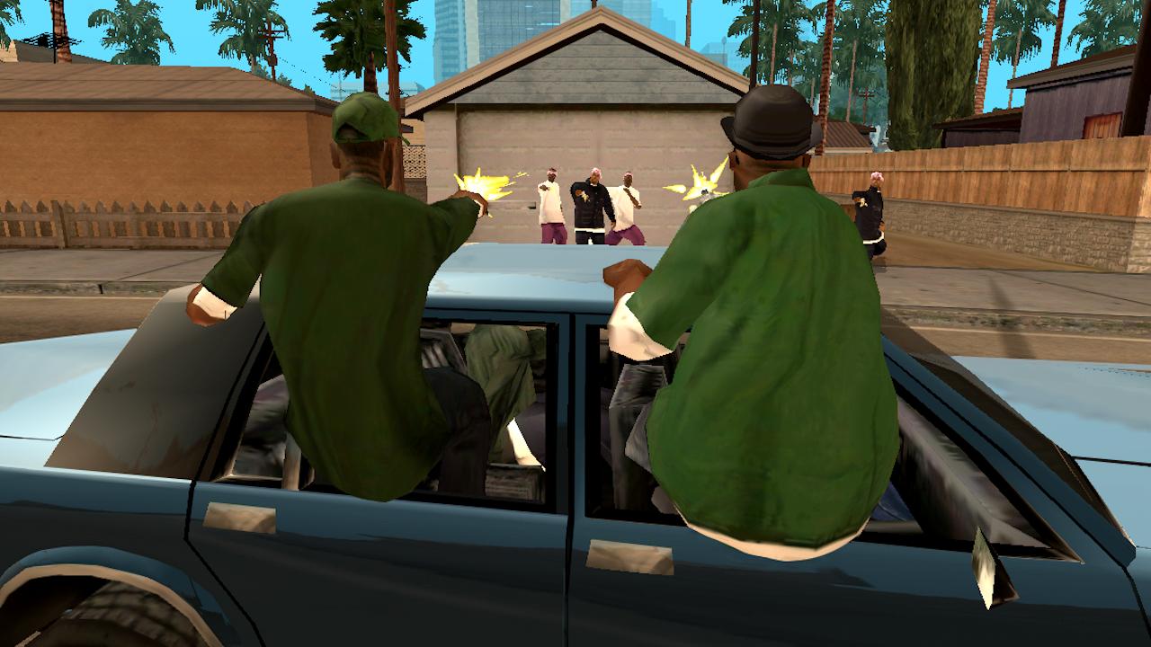 Grand Theft Auto: San Andreas 1 08 - GTA SA LITE V10 BY ANDROGAMER