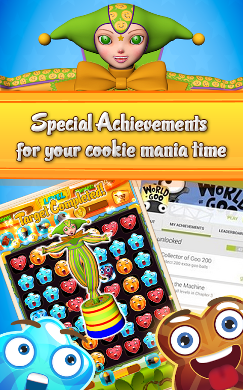 Android Cookie Frenzy Screen 6