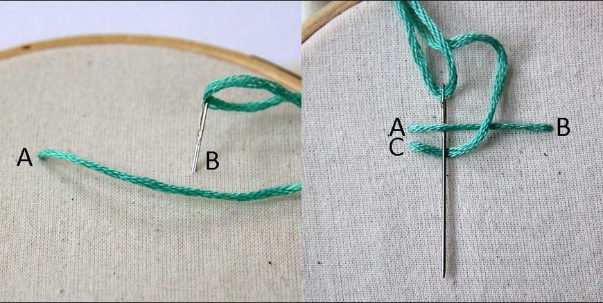 Android Embroidery Stitch Tutorial Screen 7