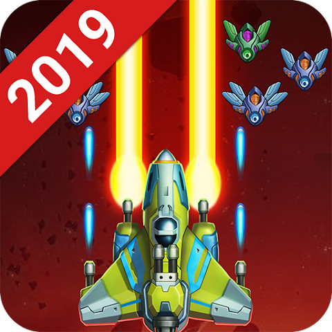 Galaxy Attack: Alien Shooter 7.29 Screen 19