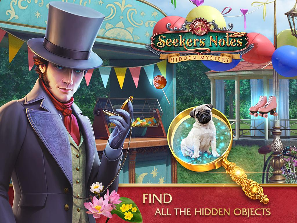 Android Seekers Notes® Screen 12