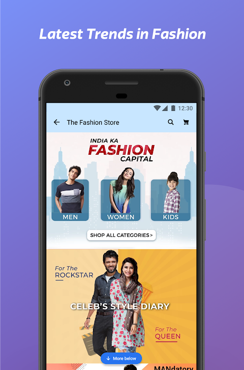 Flipkart Online Shopping App 6.10 Screen 3