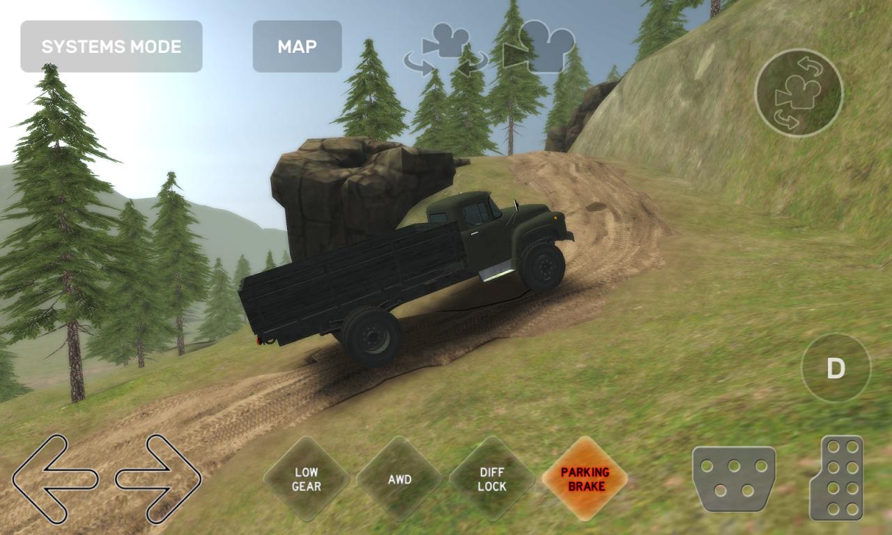 Dirt Trucker: Muddy Hills 1.0.5 Screen 3