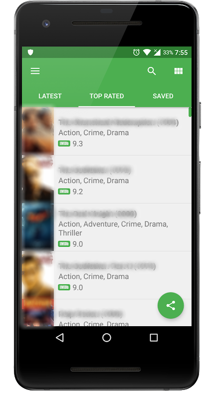 Movie Browser for YIFY APKs | Android APK