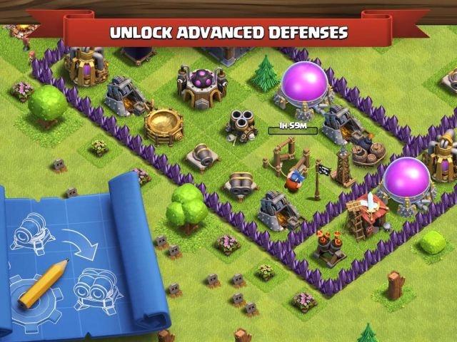 Clash of Clans 9.434.31 Screen 3