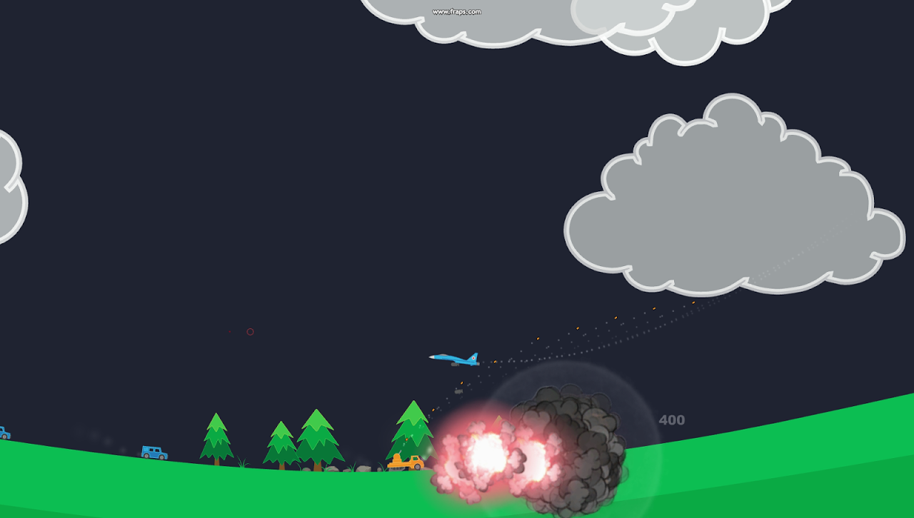 Android Atomic Fighter Bomber Pro Screen 2