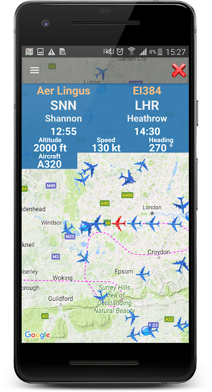 Air Traffic 5.3 Screen 7
