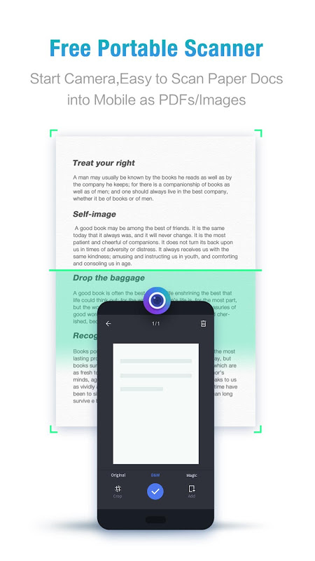 Android WPS Office + PDF Screen 7