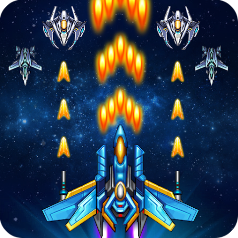 Galaxy Attack: Alien Shooter 7.29 Screen 14