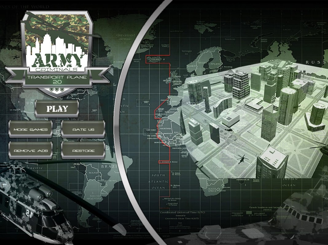 Army Criminals Transport Plane 2.0 1.0.1 Screen 8