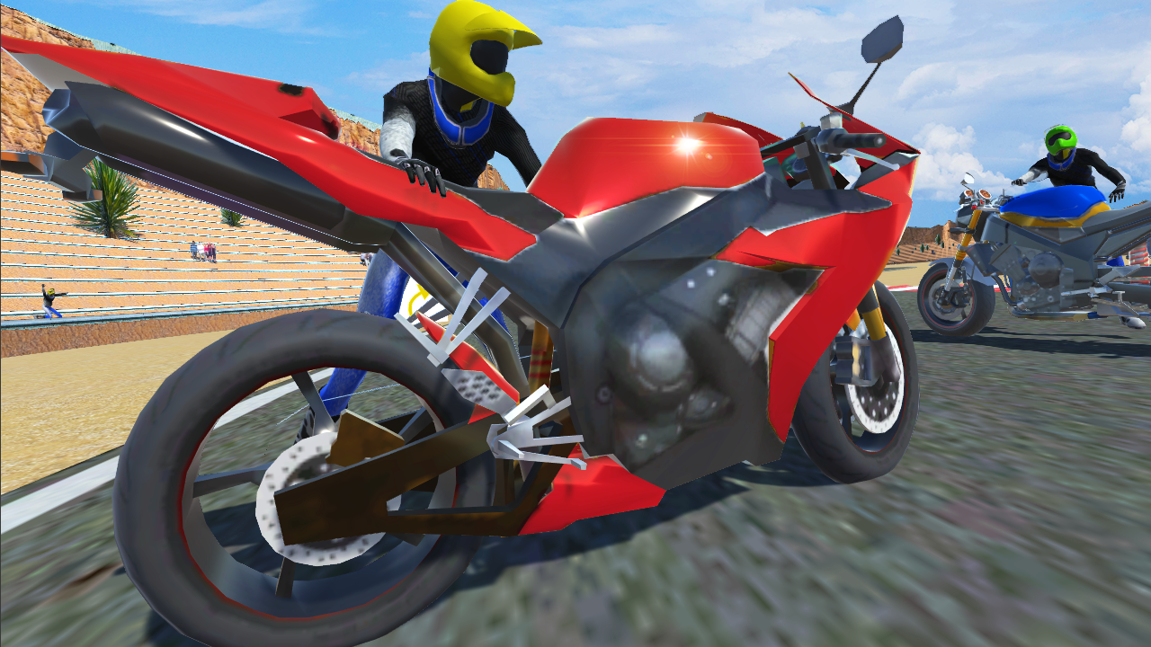 Moto Extreme 3D 1.1 Screen 3