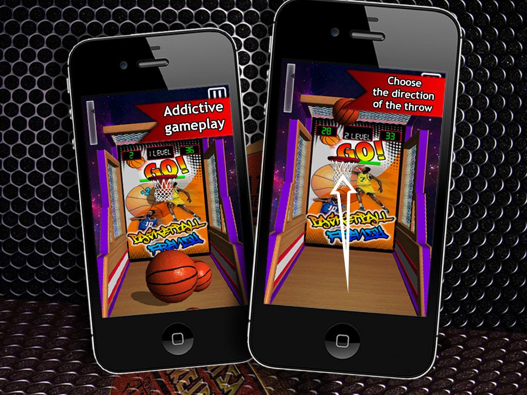 Basketball Frenzy 1.2 Screen 4