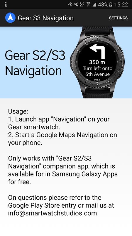 samsung gear s2 apps apk