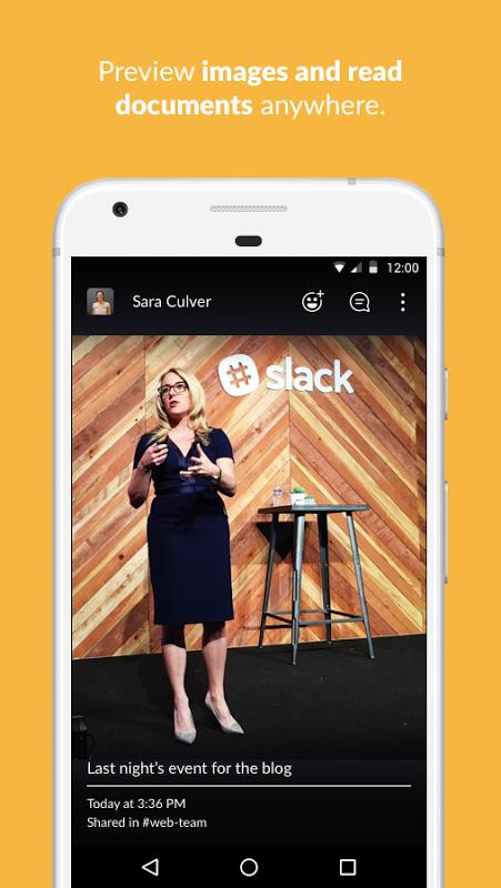 Slack 2.47.1 Screen 1