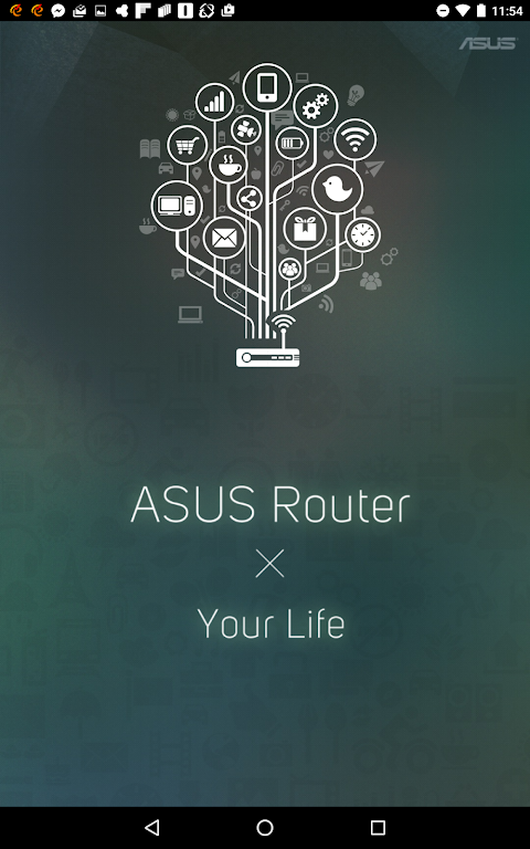 ASUS Router 1.0.0.5.5 Screen 8
