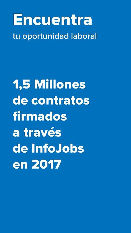 InfoJobs - Job Search 2.95.1 Screen 2