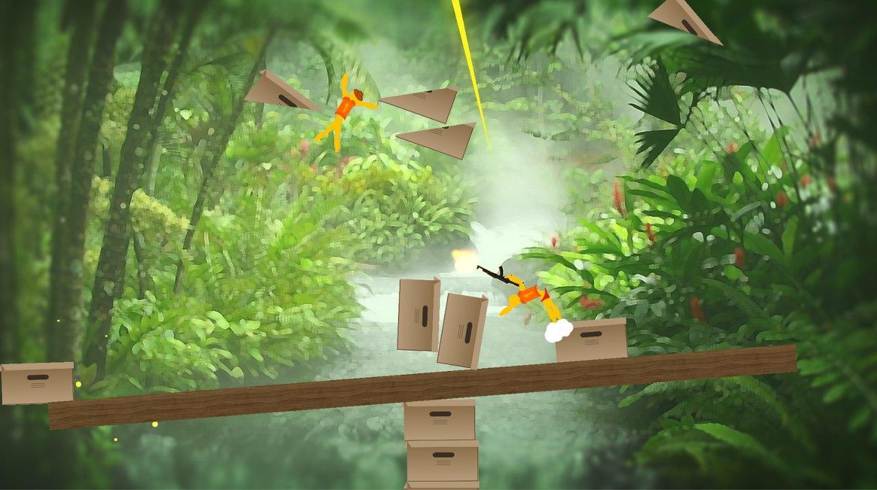 Stick Man Fight Game 2 Screen 3