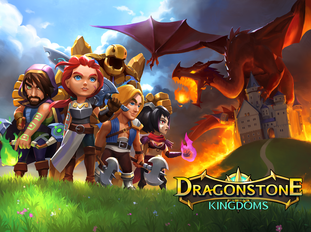 Android Dragonstone: Kingdoms Screen 9
