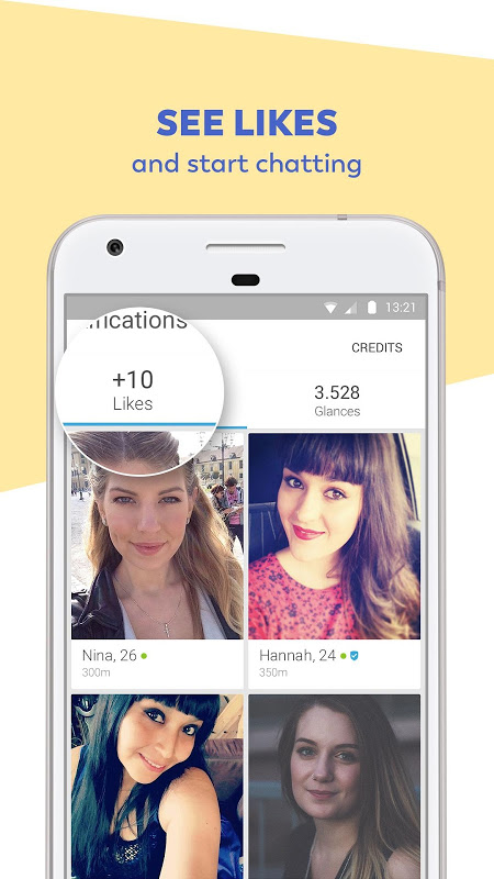 LOVOO - Chat and meet people 25.0 Screen 2
