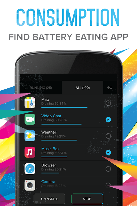 Battery Saver Pro 3.6.3 Screen 3