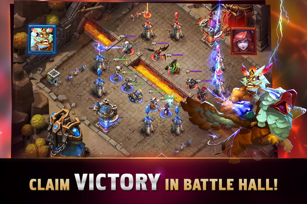 Clash of Lords 1.0.420 Screen 3