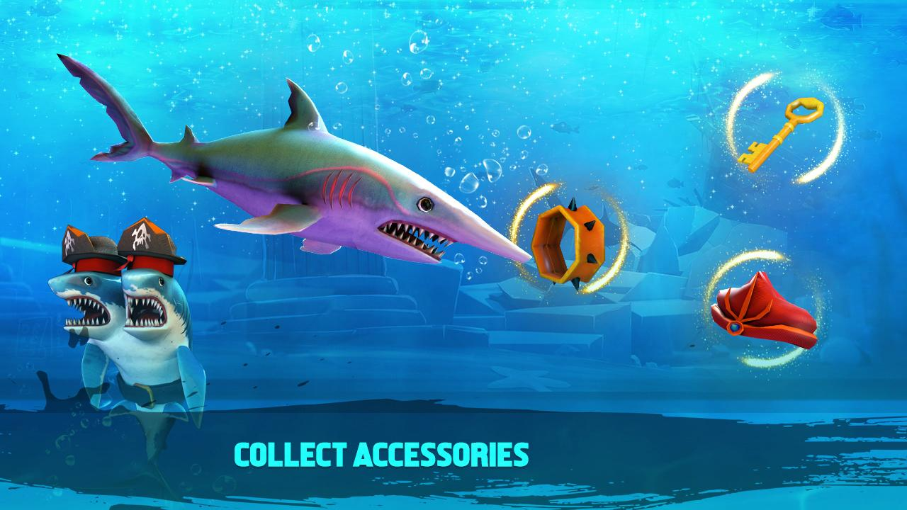 Double Head Shark Attack - Multiplayer 7.2c Screen 17