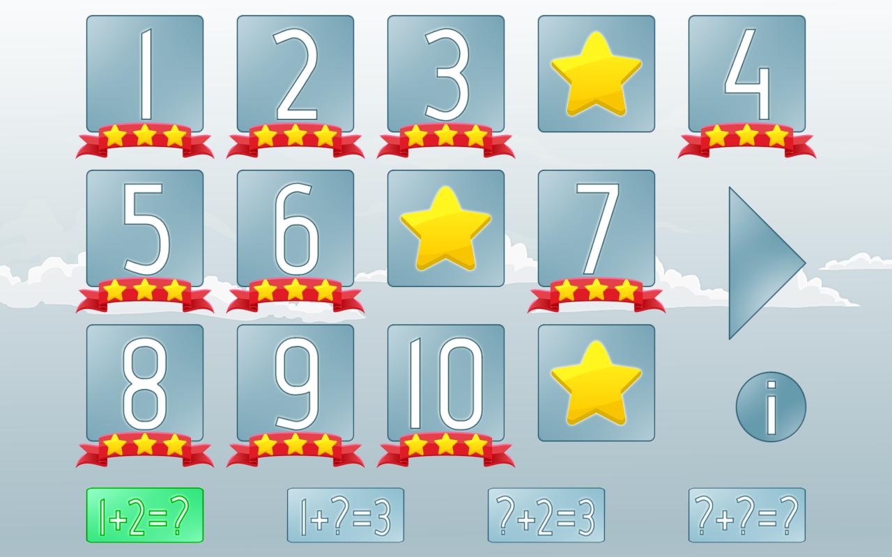 Math Shot 3.2.0 Screen 2