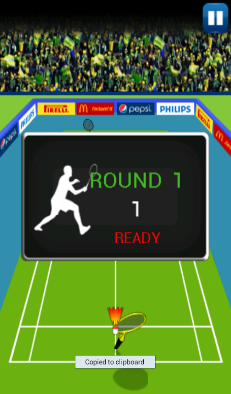 Android Badminton Champion Screen 11