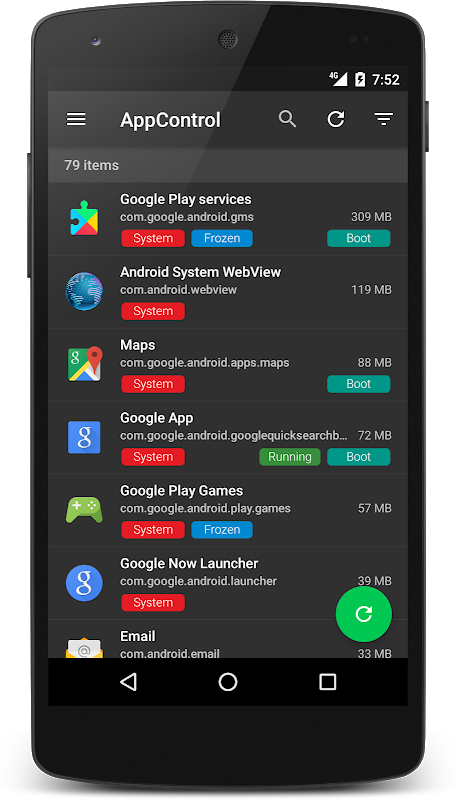 SD Maid - System Cleaning Tool 4.12.3 Screen 3