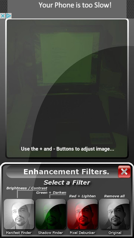 VBE ITC PHOTO ENHANCER FREE 1.0 Screen 2
