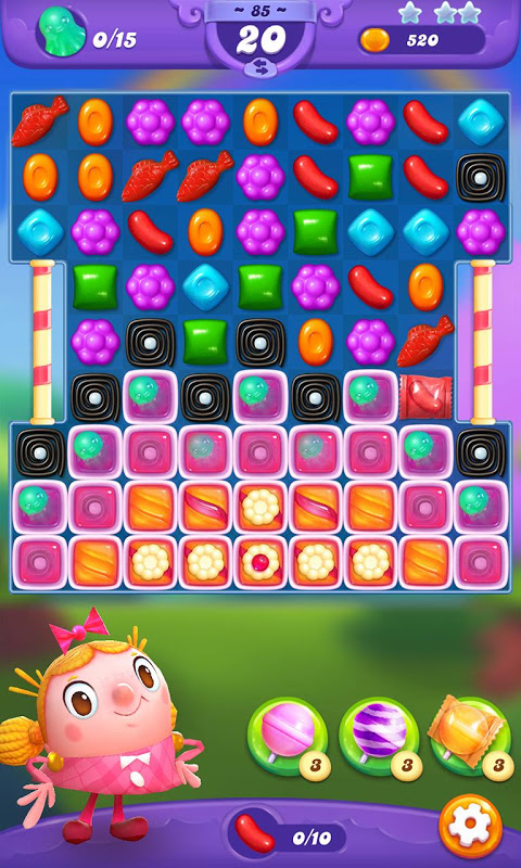 Candy Crush Friends Saga 1.23.4 Screen 2