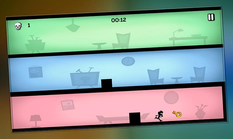Android Thief Runner Screen 7