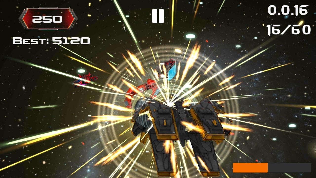 Galaxy Blast 1.5 Screen 4