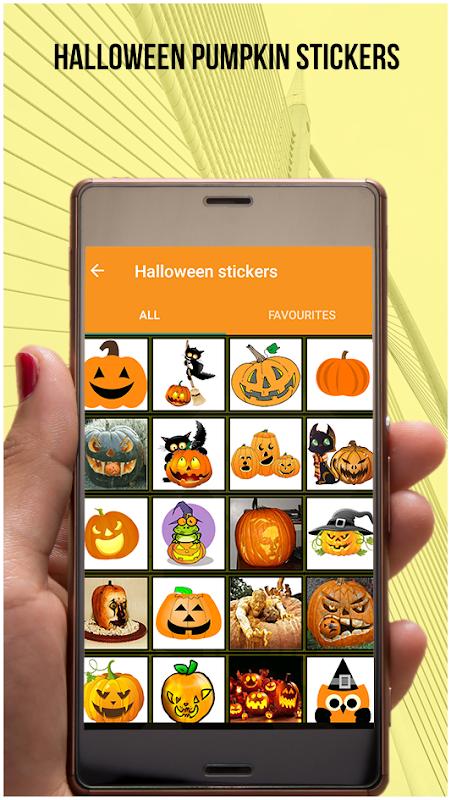 Halloween Stickers For Whatsapp 1.05 Screen 6