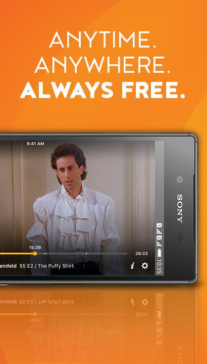 Crackle - Free TV & Movies 5.2.1 Screen 4