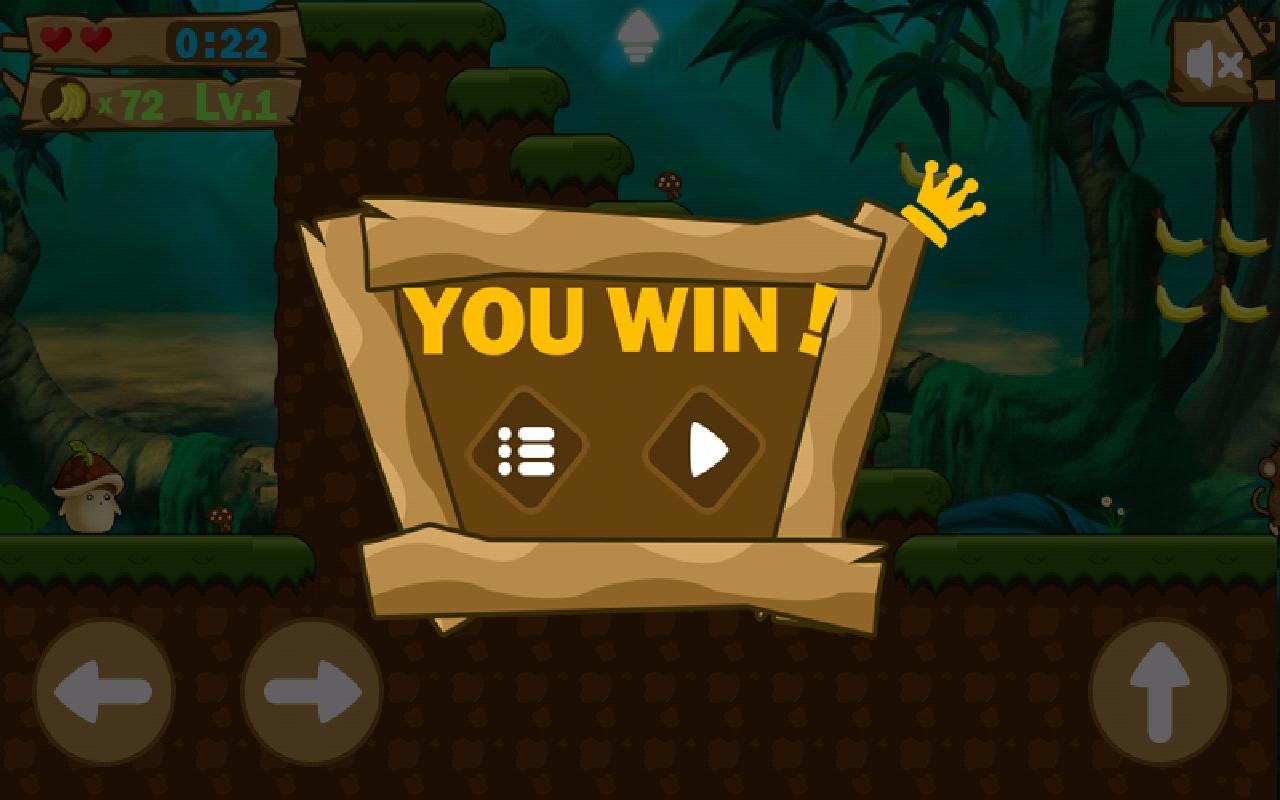 com.mongome.jungle.monkey.saga 2.2.0 Screen 4