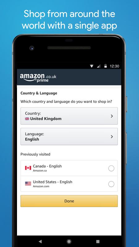 Amazon Shopping 16.01.0.100 Screen 6