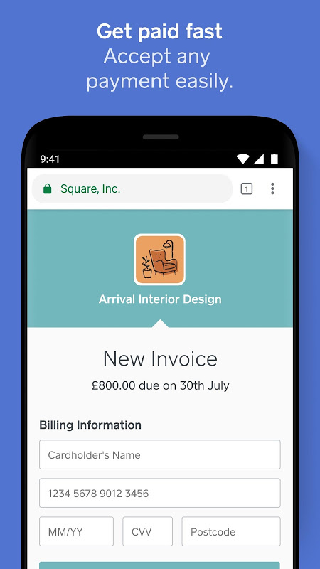 Square Invoices APKs | Android APK