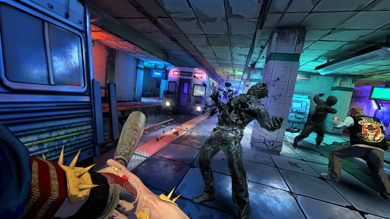 Suicide Squad: Special Ops 1.1.3 Screen 1