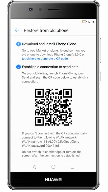 clona telefono v5.0.0