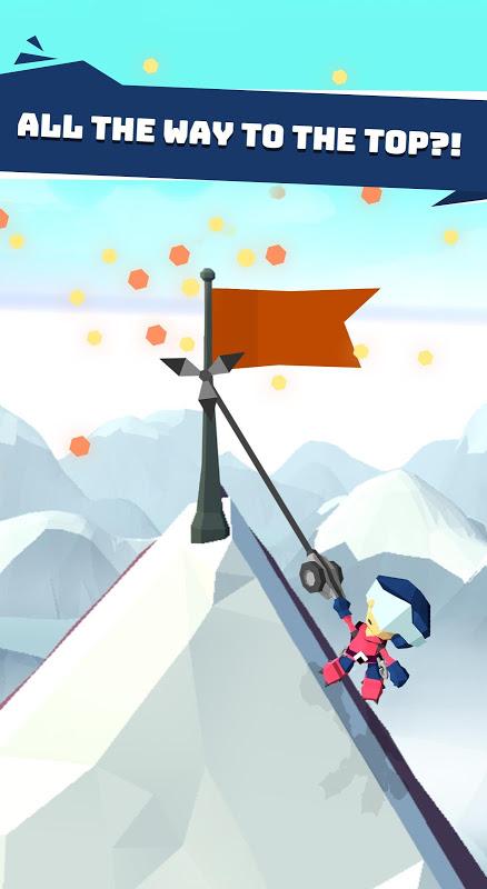 Hang Line: Mountain Climber 1.0.4 Screen 16