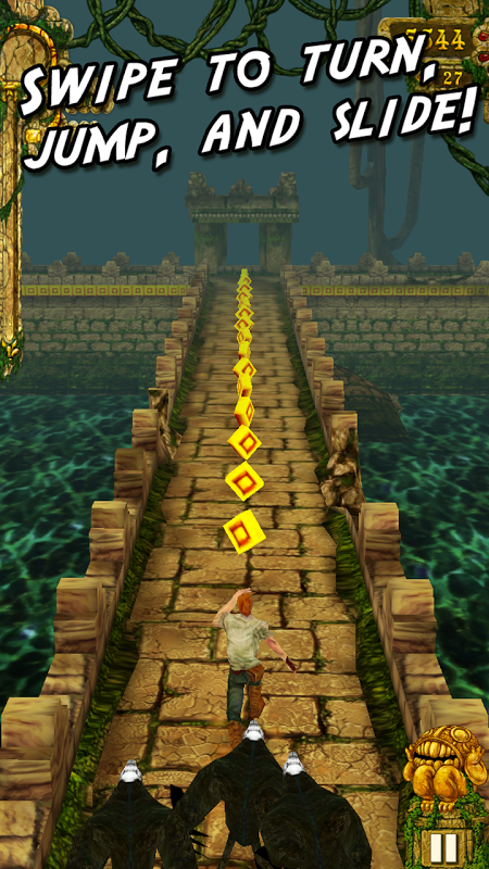 Android Temple Run Screen 3