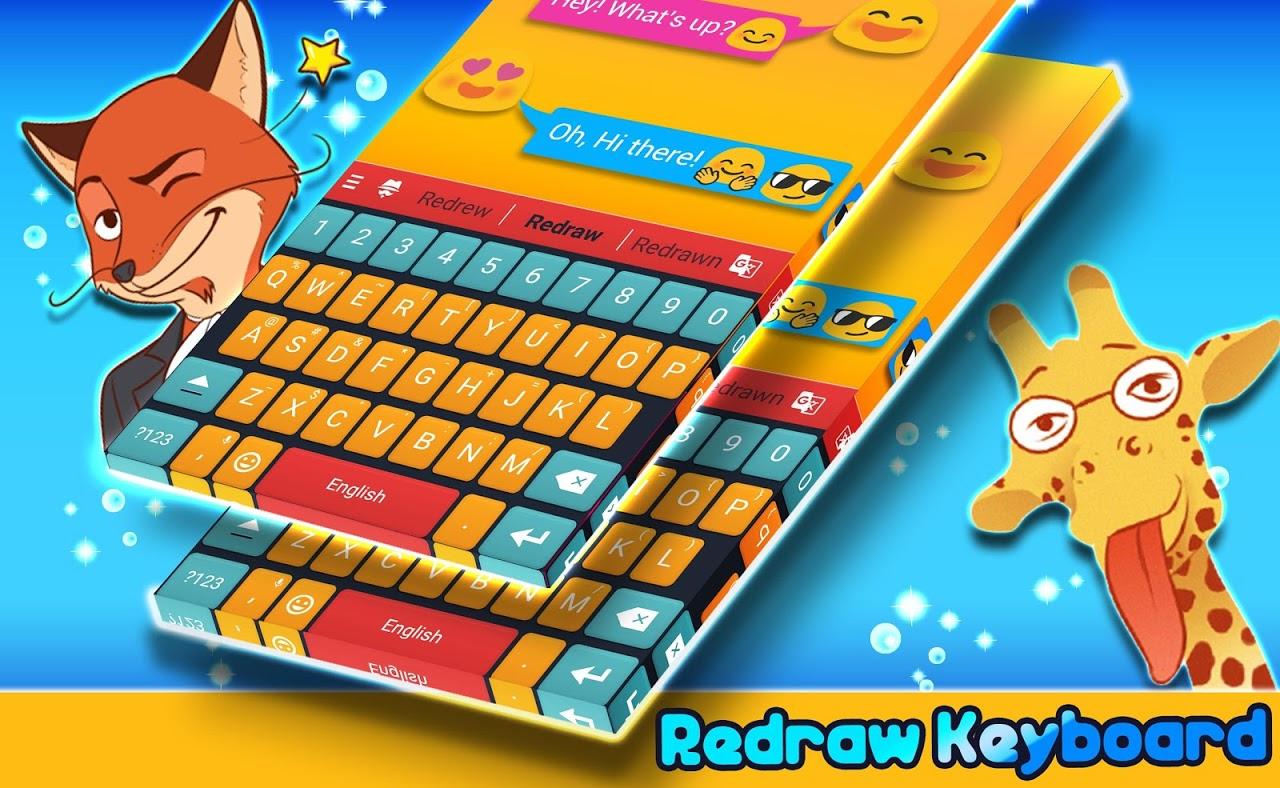 Redraw Keyboard Emoji & Themes 2.8.2c Screen 9