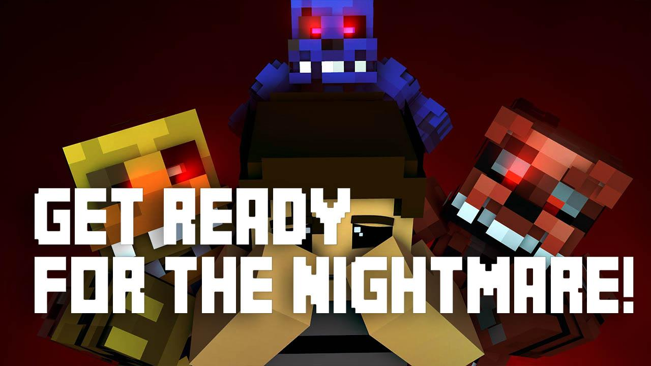 Android Maps fnaf horror for mcpe Screen 1