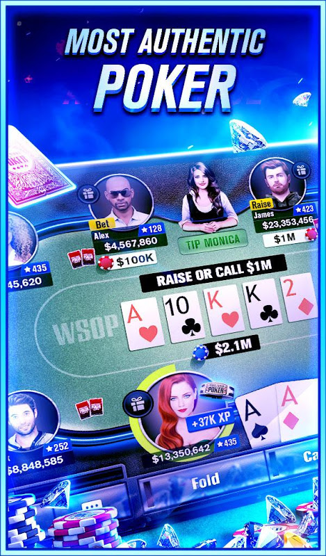 Android WSOP Screen 5