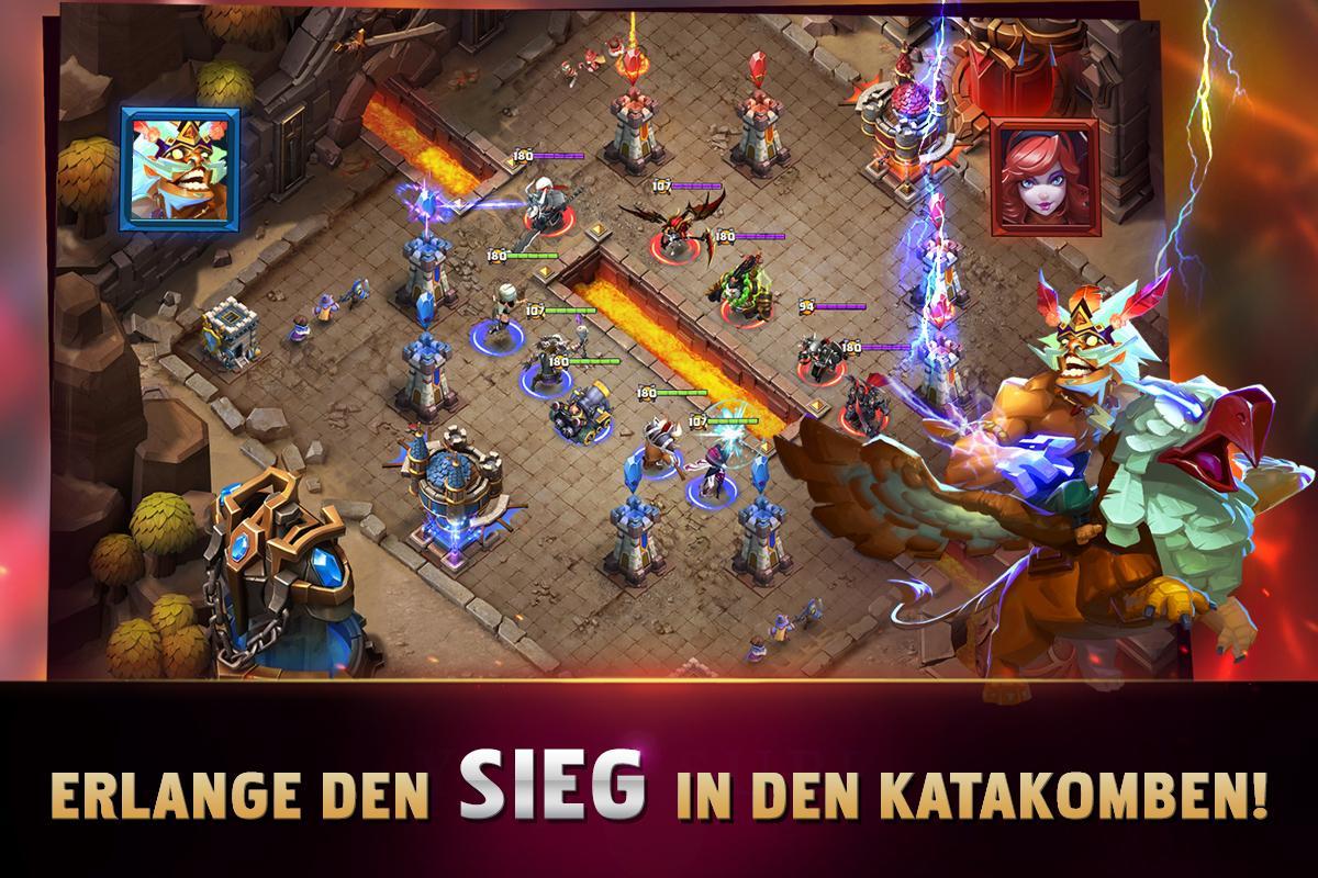 Clash of Lords 2: Ehrenkampf 1.0.191 Screen 11