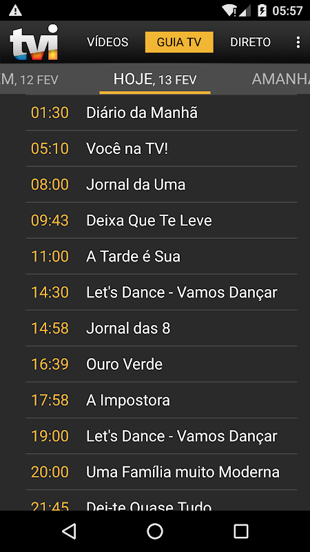 TVI 2.0.12 Screen 5