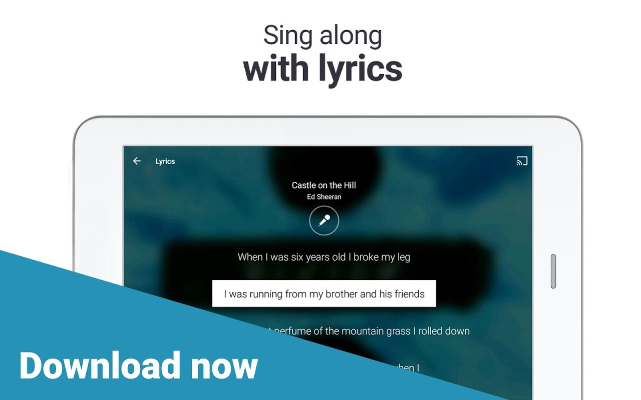 Deezer: Stream Music, Playlists, Albums & Songs 5.4.25.16 Screen 5