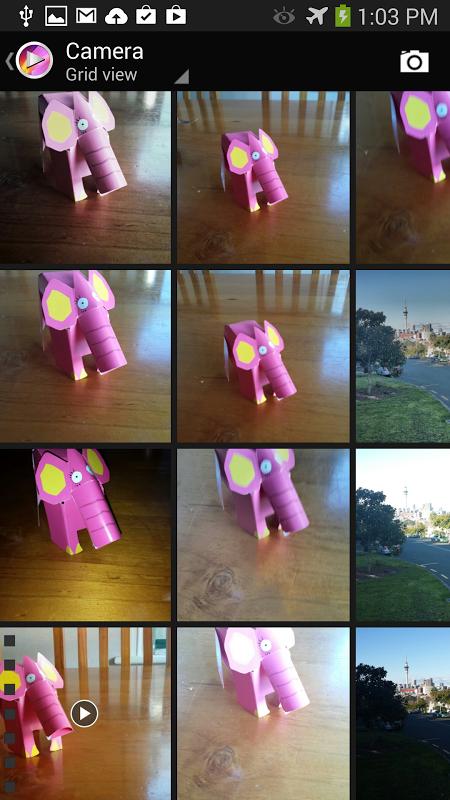 Android Snap Camera HDR Screen 2