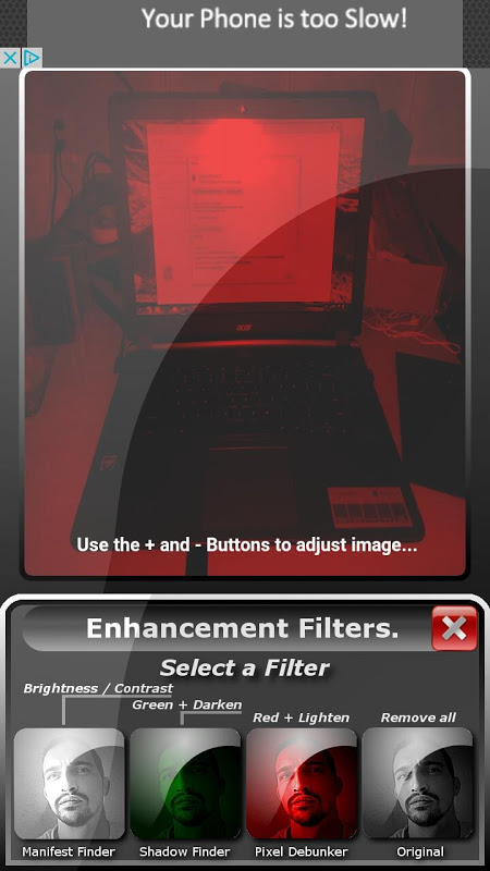 VBE ITC PHOTO ENHANCER FREE 1.0 Screen 3